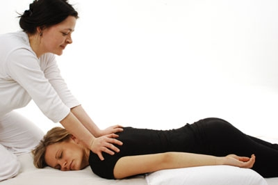 massage giving-massage